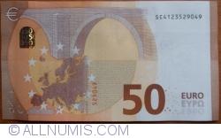 Image #1 of 50 Euro 2017 - S (Banca d'Italia)