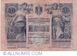Image #1 of 50 Kronen 1902  (2. I.)