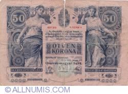 Image #2 of 50 Kronen 1902  (2. I.)