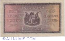 Imaginea #2 a 1 Pound 1931