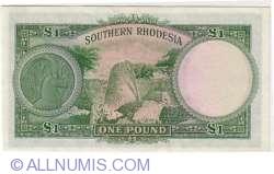 Imaginea #2 a 1 Pound 1954