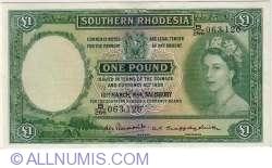 Imaginea #1 a 1 Pound 1954