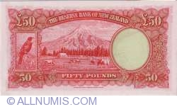 Image #2 of 50 Pounds ND(1956-1967)