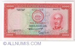 Image #1 of 1000 Escudos 1970