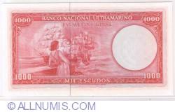 Image #2 of 1000 Escudos 1970