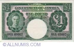 Imaginea #1 a 1 Pound 1950 (15 Iunie)