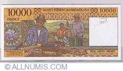 10,000 Francs (ND) 1995