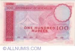 Imaginea #2 a 100 Rupees 1973