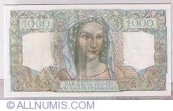 Image #2 of 1000 Francs 1948 (15. VII.)