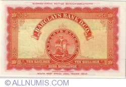 Image #2 of 10 Shillings 1958