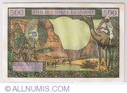 500 Francs 1963