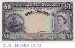 Imaginea #1 a 1 Pound 1953