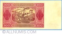Imaginea #2 a 100 Zlotych 1948 (1. VII.)