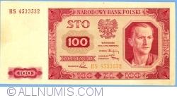 Imaginea #1 a 100 Zlotych 1948 (1. VII.)