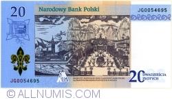 Image #2 of 20 Zlotych 2017 (10. V.)