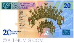 Image #1 of 20 Zlotych 2017 (10. V.)