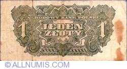Image #1 of 1 Zloty 1944