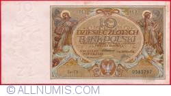 Image #1 of 10 Zlotych 1929 (20. VII.)