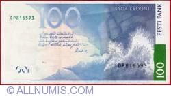 Imaginea #2 a 100 Krooni 2007