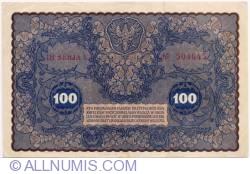Image #2 of 100 Marek 1919 (23. VIII.) - 2