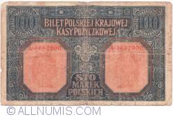 Image #2 of 100 Marek 1916 (9. XII.)