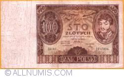 Image #1 of 100 Złotych 1932 (2. VI.)