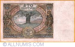 Image #2 of 100 Złotych 1932 (2. VI.)