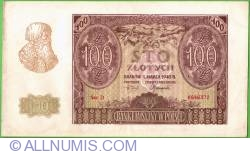 Image #1 of 100 Zlotych 1940 (1. III.)