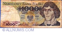 Image #1 of 1000 Zlotych 1979