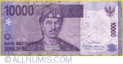 Imaginea #1 a 10000 Rupiah 2012