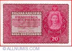 Image #1 of 20 Marek 1919 (23. VIII.)