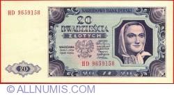 20 Zlotych 1948 (1. VII.)