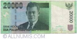 Image #1 of 20,000 Rupiah 2004/2009