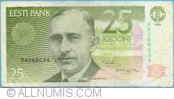 Imaginea #1 a 25 Krooni 1992