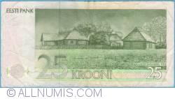 Imaginea #2 a 25 Krooni 1992