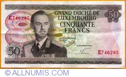 Image #1 of 50 Francs 1972 (25. VIII.)