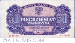 50 Zlotych 1944