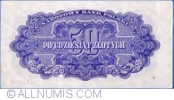 Image #2 of 50 Zlotych 1944