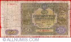 50 Zlotych 1946 (15. V.)