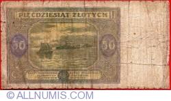 Image #2 of 50 Zlotych 1946 (15. V.)