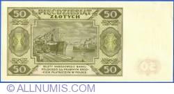 50 Zlotych 1948 (1. VII.)