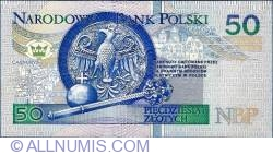 Image #2 of 50 Zlotych 1994