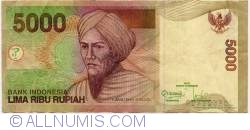 Image #1 of 5000 Rupiah 2011