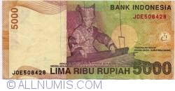 Image #2 of 5000 Rupiah 2011