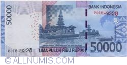 50000 Rupiah 2011