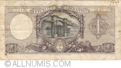Image #2 of 1 Peso ND (1952-1955)