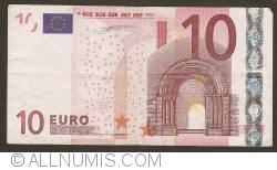 Image #1 of 10 Euro 2002 P (Netherlands)