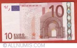 10 Euro 2002 T (Ireland)