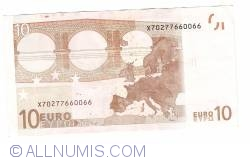 Image #2 of 10 Euro 2002 X (Germany)