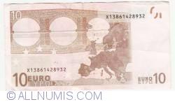 Image #2 of 10 Euro 2002 X (Germany)